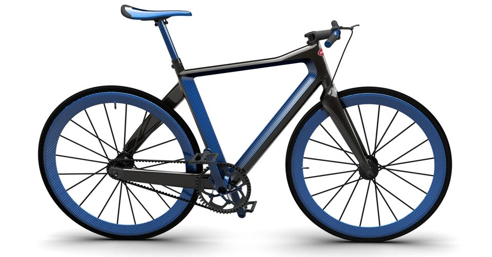 bugatti has revealed a bicycle and of course it costs. Black Bedroom Furniture Sets. Home Design Ideas