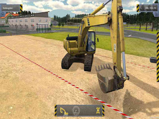 Construction Simulator 2012 PC Game Free Download