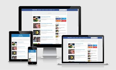 Template Blogspot tin tức chuẩn seo cực đỉnh tháng 9-2016