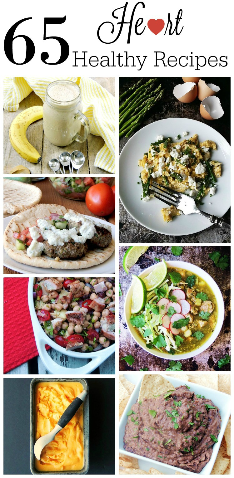 65 Heart Healthy Recipes from www.bobbiskozykitchen.com