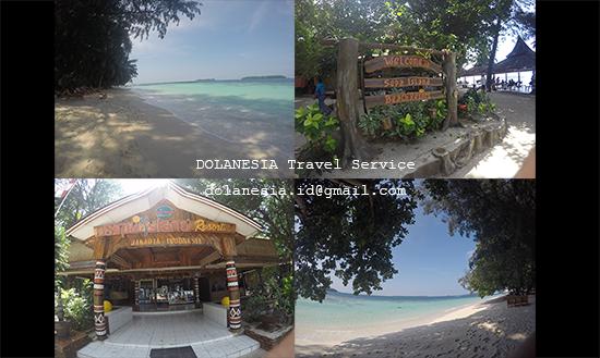 Paket Tour Wisata Pulau Sepa, Pulau Resort di Pulau Seribu