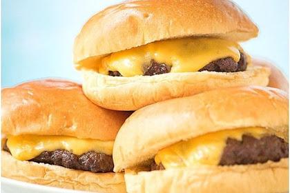 Air Fryer Burgers So Yummy
