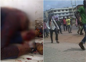 UNIUYO final year student shot dead by suspected cult members