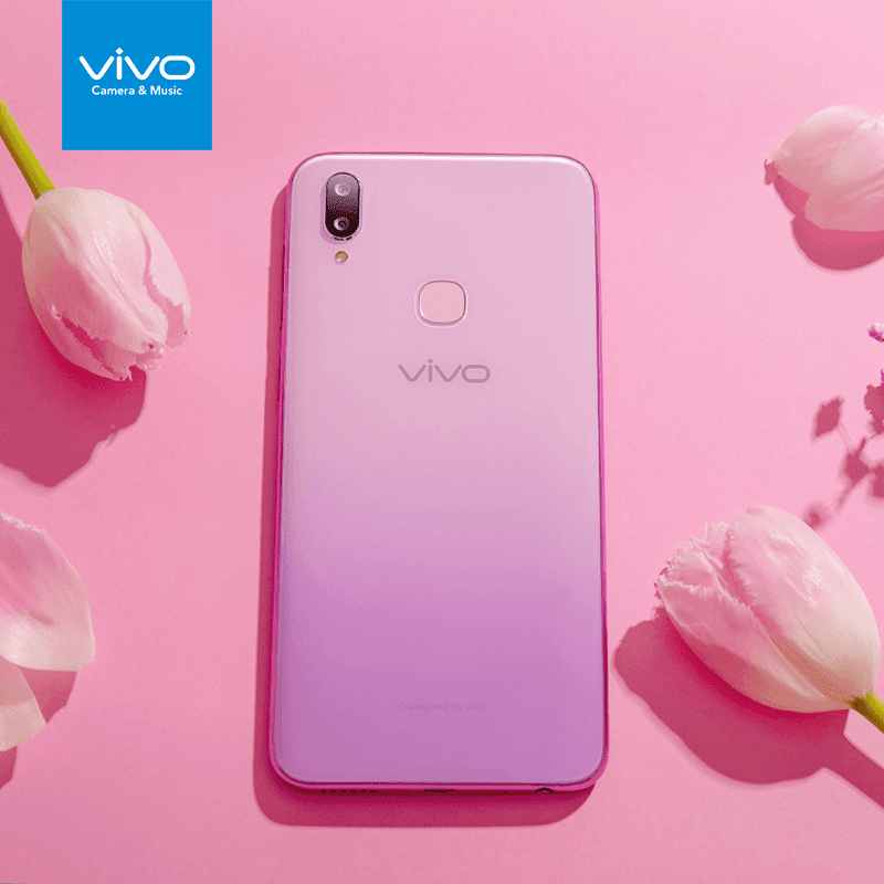 Vivo launches V11i limited edition fairy pink