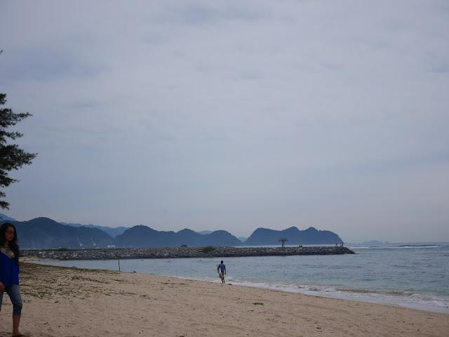 Pantai Lhoknga di Aceh