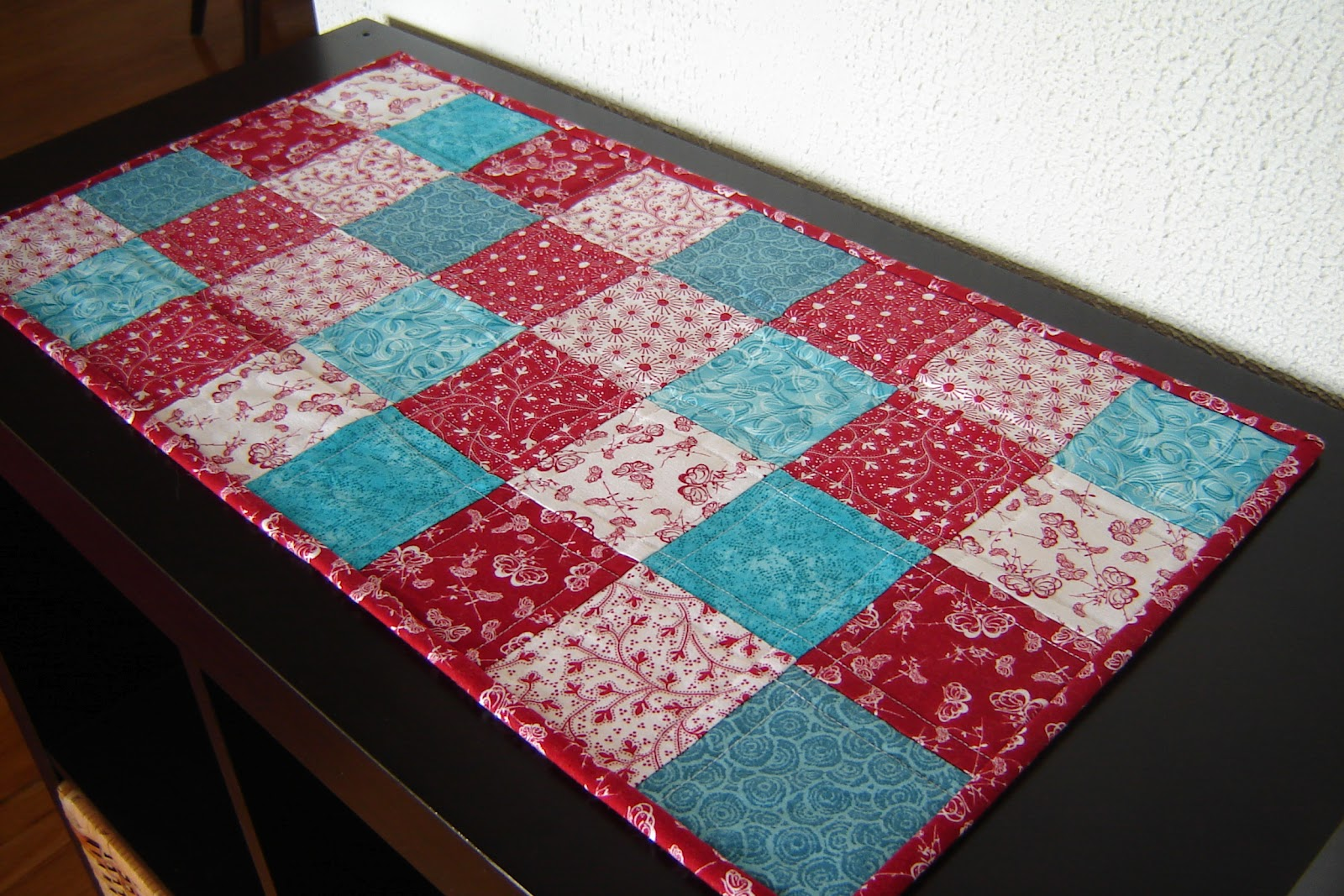 Magpie Quilts Quilted Table Runners