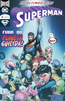 DC Renascimento: Superman #41