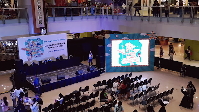 February 28, 2018, I attended the media launch of SM Little Stars at The Event Center in SM Megamall.