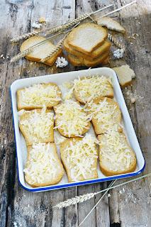Croque-monsieurs aux biscottes 2