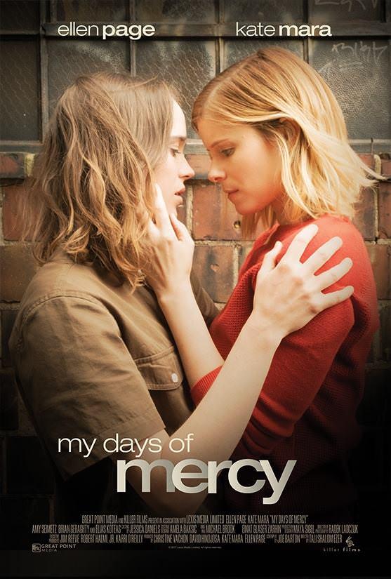 18+ My Days of Mercy (2019) English 300MB HDRip 480p x264