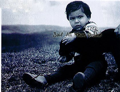 Saif Ali Khan Childhood Photos ~ jiah khan unseen ...