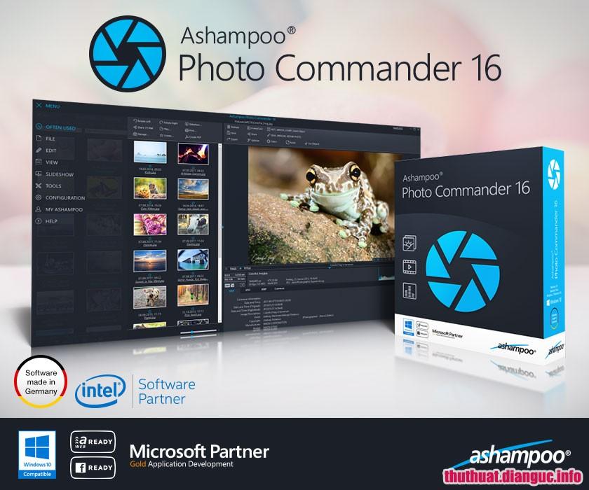 Download Ashampoo Photo Commander 16.0.5 Full Cr@ck