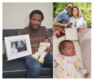 Nigerian man's wife dies while 6 months pregnant, but baby was delivered alive