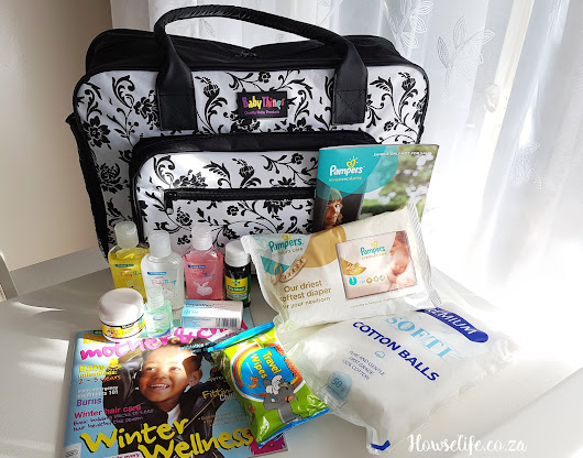 Howse Life: My Dis-Chem Baby Bag