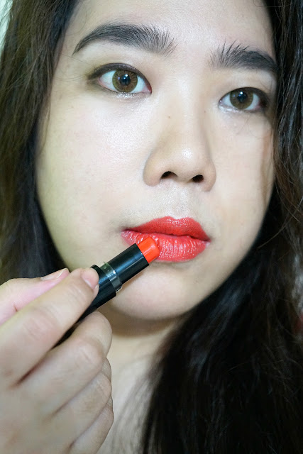 Wet n Wild Mega Last Lip Color in Purty Persimmon 970