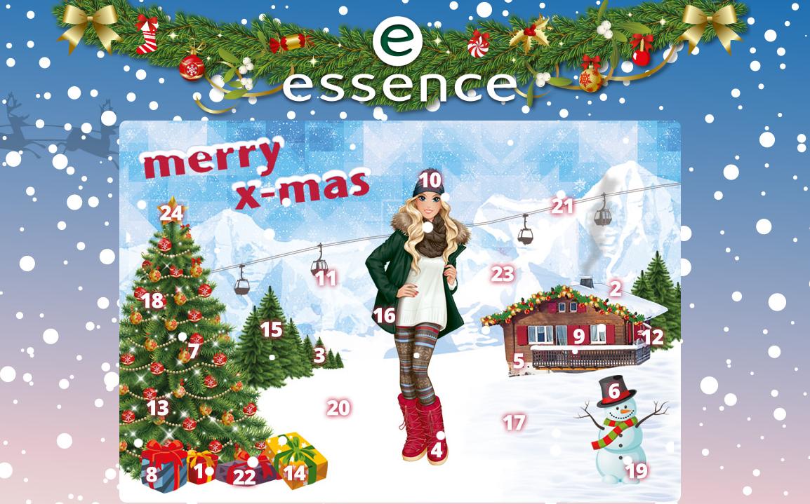 Calendario Avvento Essence 2020.Vita Da Sbally Calendario Avvento Essence 2014