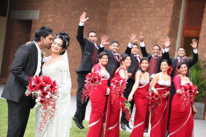 Nadini Premadasas Wedding Sri Lankan Stars