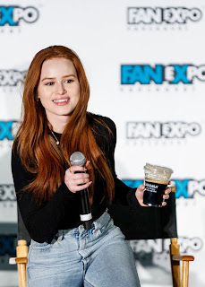 Madelaine Petsch At Fan Expo Vancouver 03/03/2019