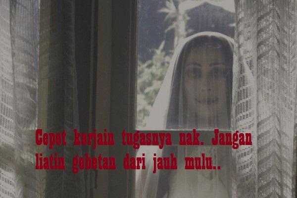 pengabdi setan ibu bertanya