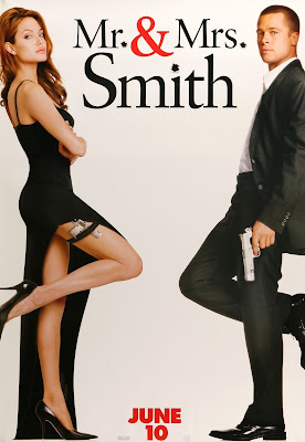Mr and Mrs Smith 2005 Full Hindi Dual Audio Movie Download