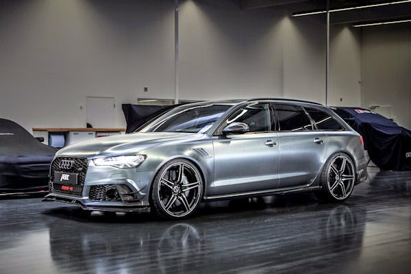 730hp Audi RS6-R Avant by ABT - 2017 Top Car Zone
