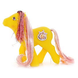 MLP Princess Moondust Year Six Princess Ponies II G1 Pony