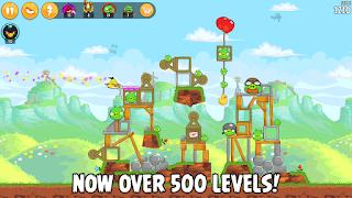 Angry Birds v7.7.0 Mod
