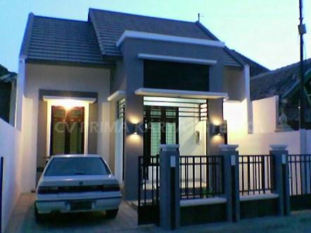 Desain Gambar Rumah Minimalis Modern Sederhana Lantai 1 ...