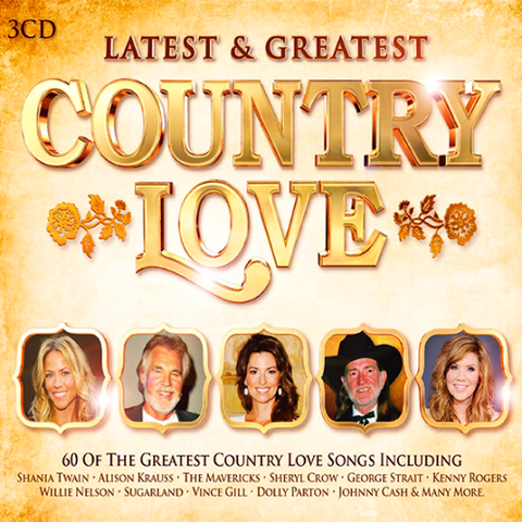 Country Love Latest & Greatest 2016 n OHCItn