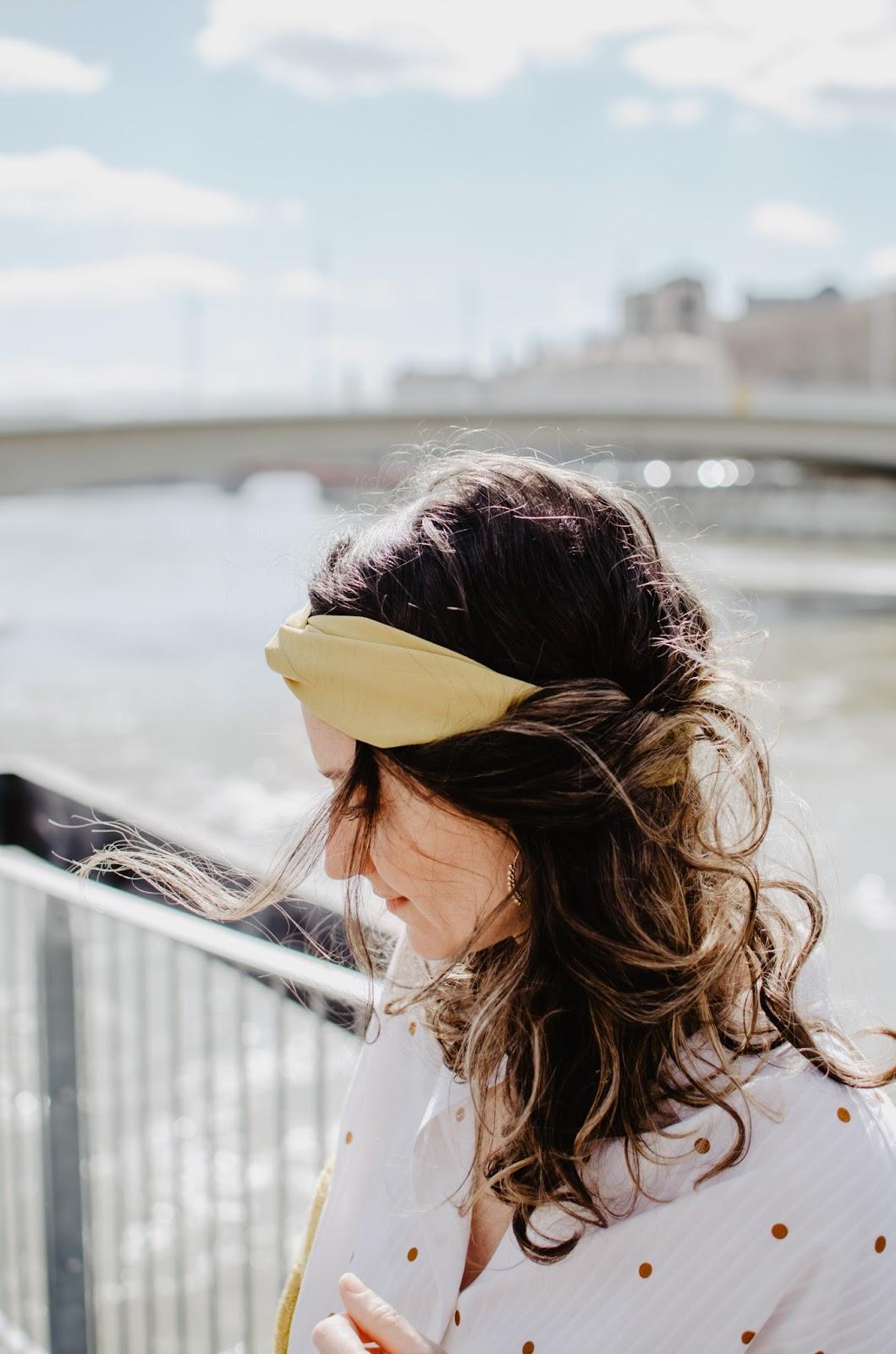 les noeuds de papa créations françaises headband
