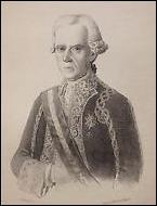 Luis De Córdova, 1780, 1781, caza general, litografía, retrato