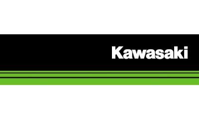Logo baru Kawasaki