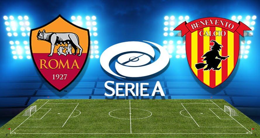 Roma-Benevento Rojadirecta Streaming Live e Diretta TV