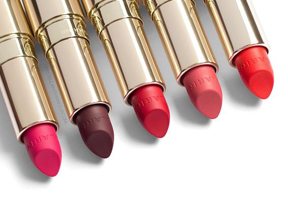 Clarins Joli Rouge Velvet Lipsticks Review 713v 738v 742v 756v 761v