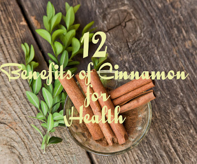 Cinnamon benefits for various health treatment