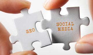 Cara Memasang Link Media Sosial di Bawah Posting Blog