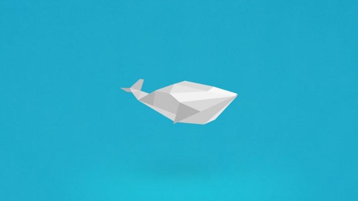 Wallpaper 5: Origami