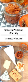 spanish persimon chutney recipe