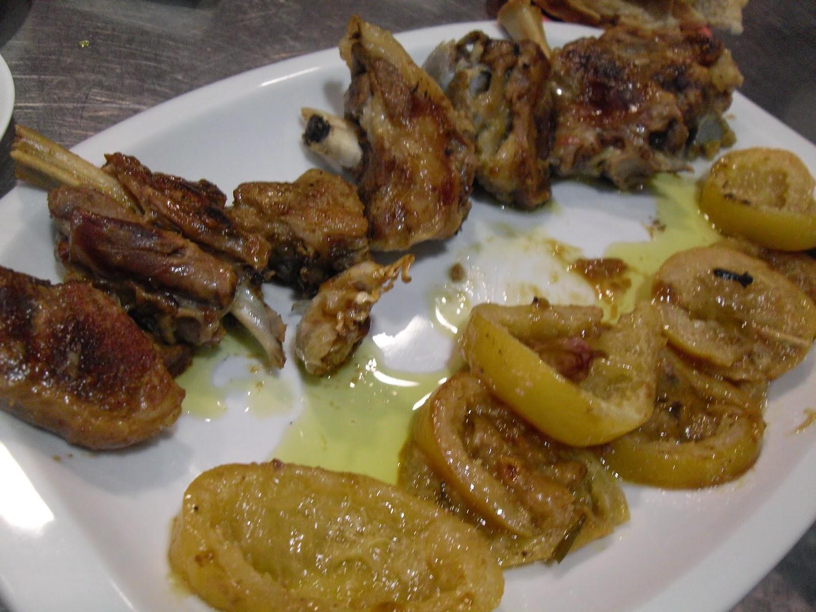 Receta de Tajine de cordero con limones confitados  de Montse Estruch