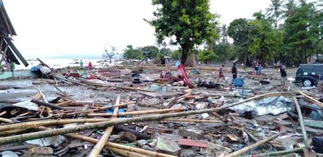 Tolong, Korban Tsunami di Banten Butuh Bantuan Ini Segera, Relawan Kewalahan