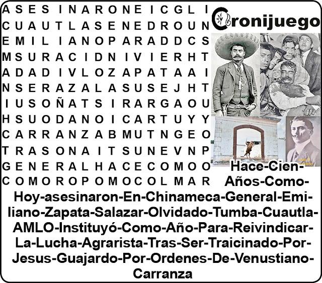La Crónica, Vespertino de Chilpancingo: 04/10/19