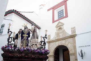 El Señor del Perdón presidirá el Vía Crucis de las hermandades de Córdoba