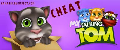 Cheat My Talking Tom Tanpa Root
