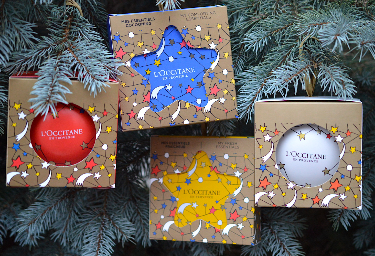 L'OCCITANE ORNAMENTS