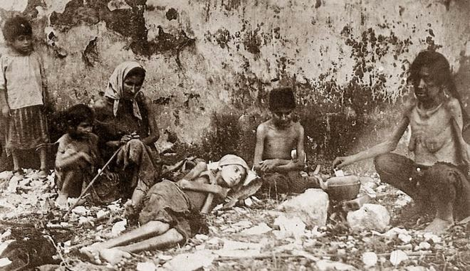 A Picture Is Worth A Thousand Words: The First Genocide Of The 20th Century