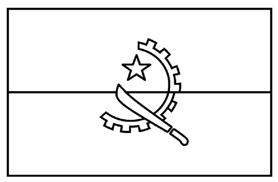 Martias Db21 Gambar Bendera Untuk Mewarnai