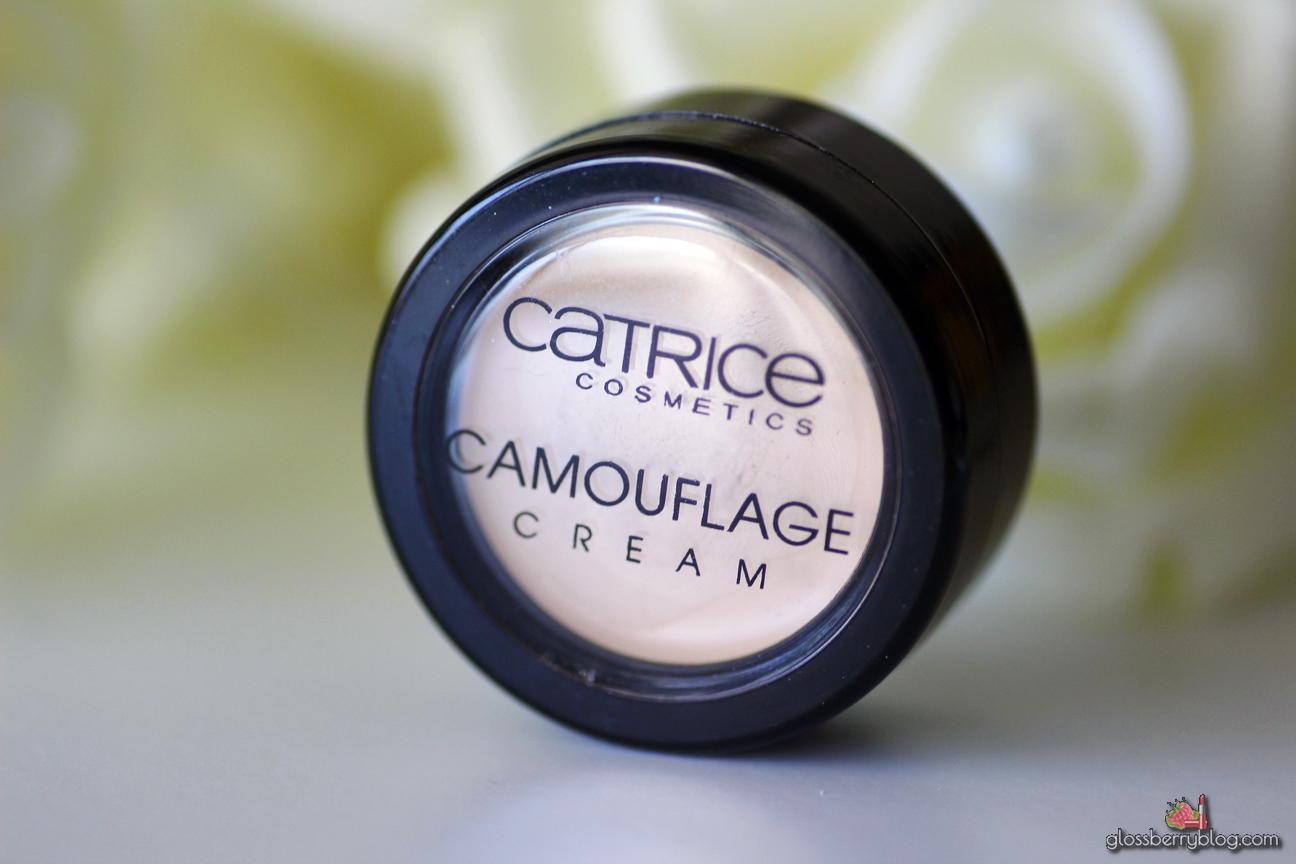 קונסילרים גלוסברי בלוג איפור וטיפוח קונסילר הארות טשטוש כיסוי שקיות כהויות פגמים מתחת לעיניים catrice camouflage cream