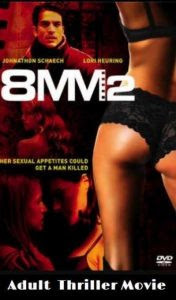 18+ 8MM 2 (2005) full hd HDRip 480p English 300MB