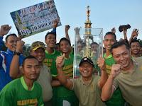 Brigif Raider 9/2 Kostrad Sukses Raih Piala Bergilir  Pangdivif 2 Kostrad