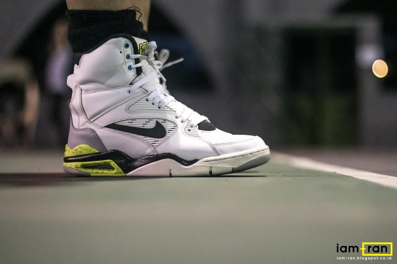 646a2f5812d3a8 IAM-RAN  ON FEET   Ferry - Nike Air Command Force